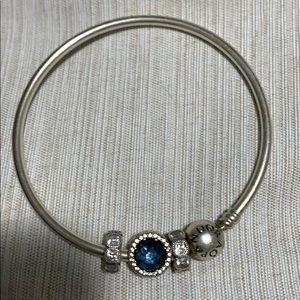 Turkish Water Pandora Bracelet Perfect Condition
